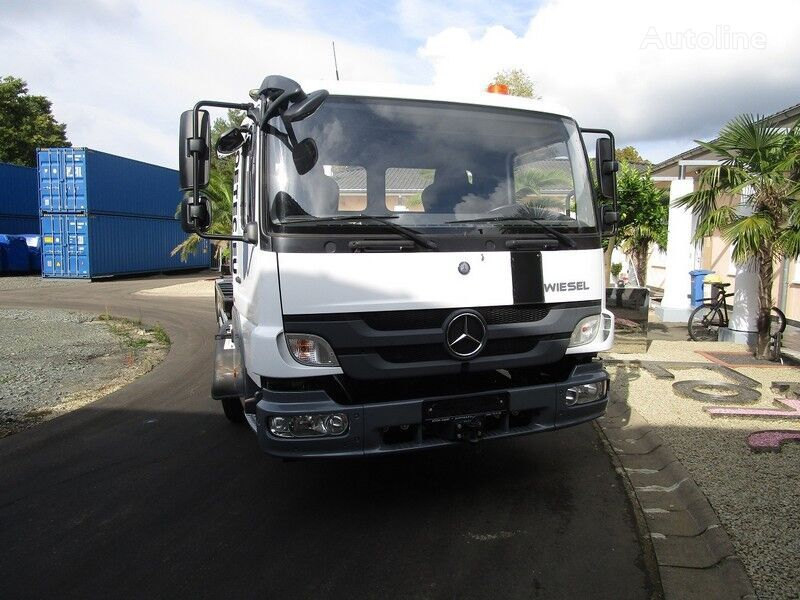 MERCEDES-BENZ Wiesel WBH 25 containerbil
