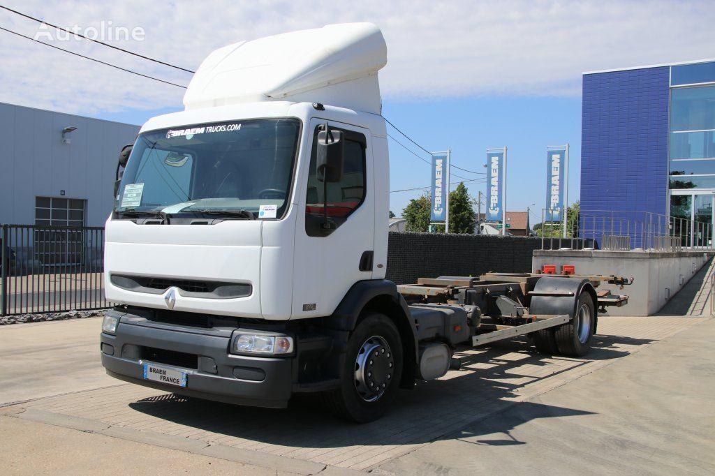 RENAULT PREMIUM 270 DCI containerbil