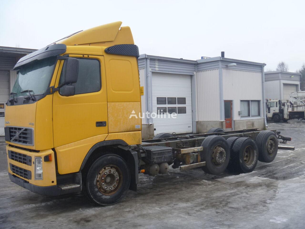 VOLVO FH containerbil
