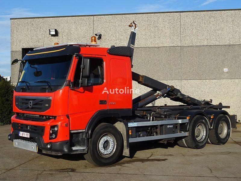 VOLVO FMX 500 6X4 containerbil