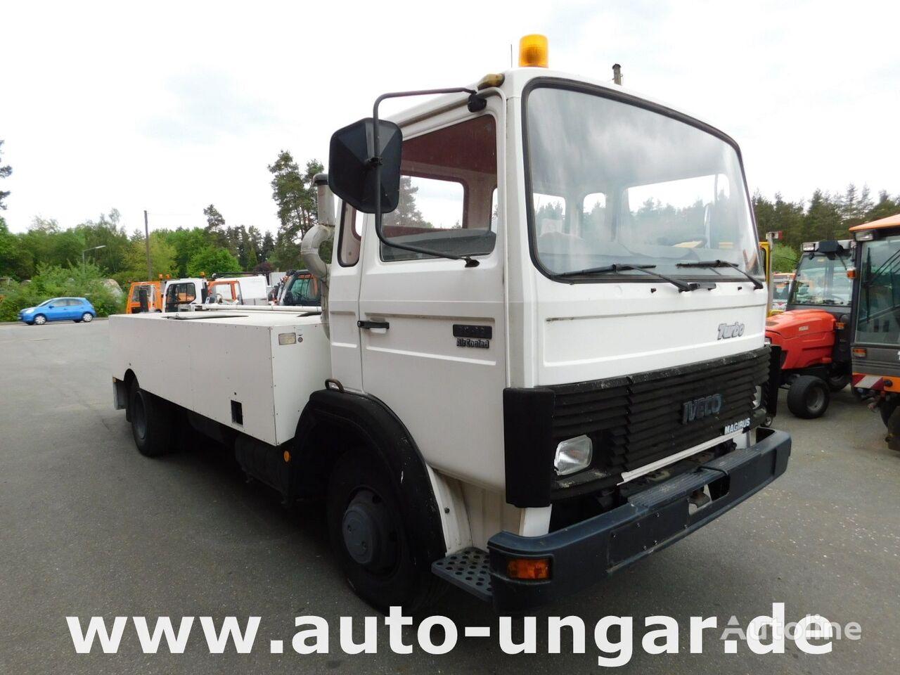 IVECO 90-13  drivstoff transport tankbil
