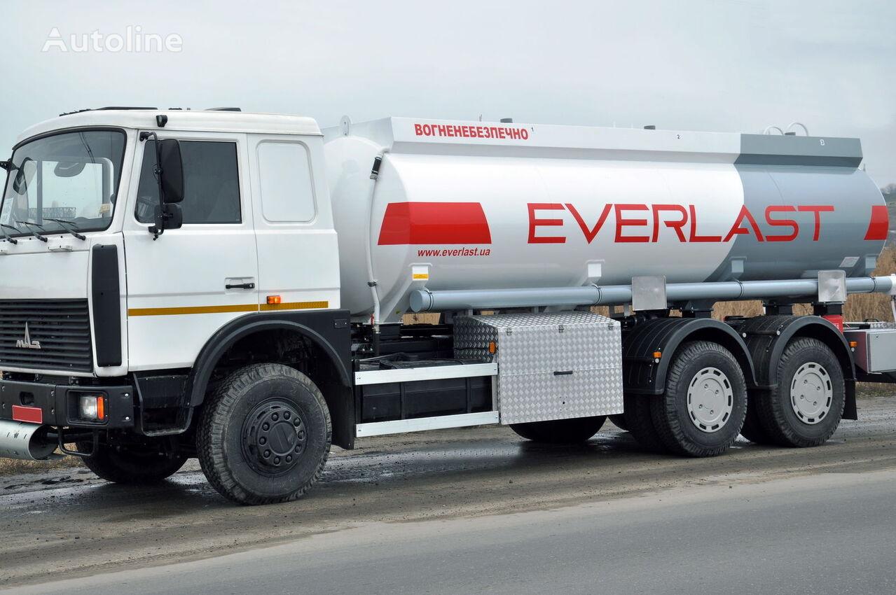 ny MAZ 12 drivstoff transport tankbil