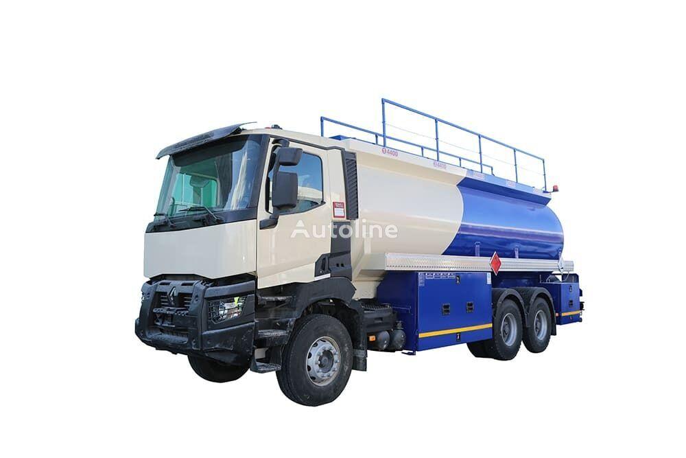 ny RENAULT RENAULT  - CODER FUEL TANKER UP TO 26000L drivstoff transport tankbil