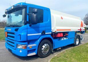 SCANIA P400 A3 Tankwagen drivstoff transport tankbil