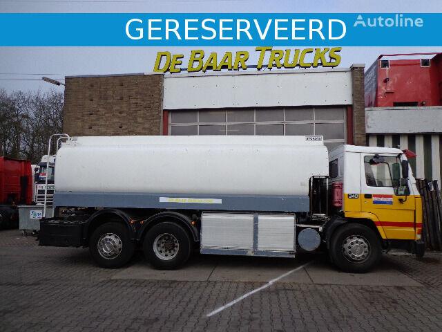 VOLVO FM 12 FUELTANKER 6x2 drivstoff transport tankbil
