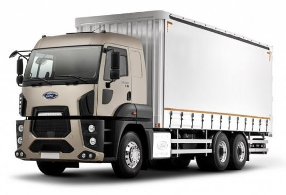 ny FORD Trucks 2533 HR kapellbil