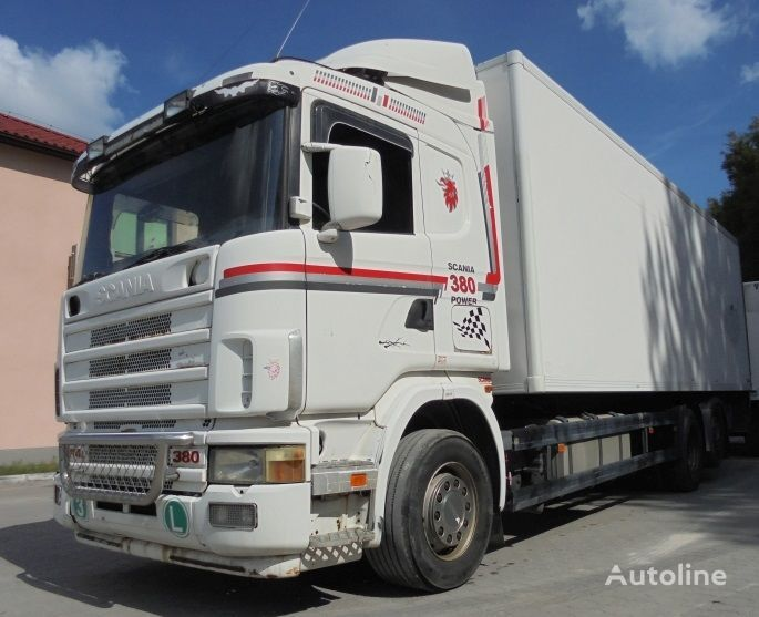 SCANIA R114 380 kjølebil