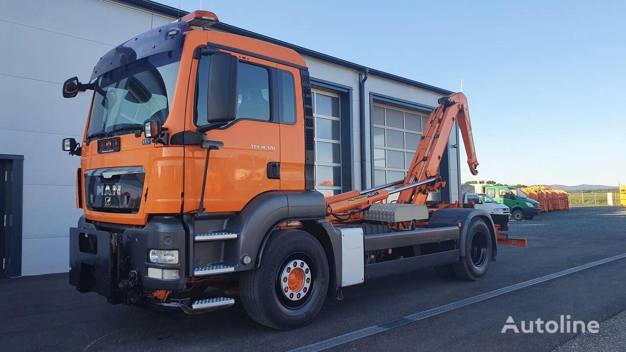 MAN TGS 18.320 4x2 BL Euro5 EEV PALIFT Winterdienst krokløftbil