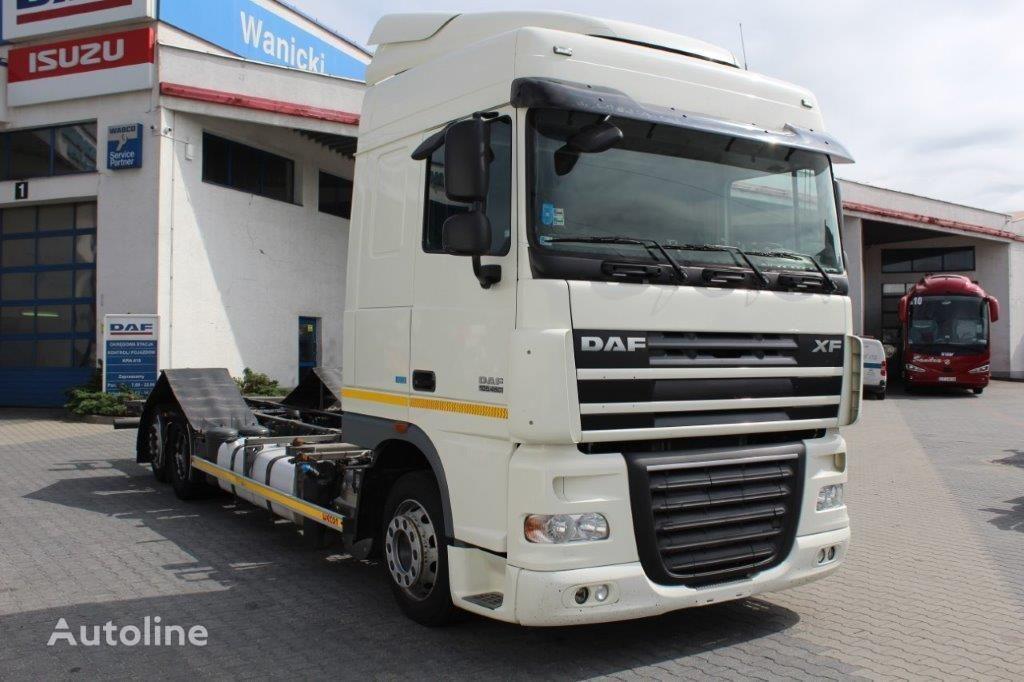 DAF FAR 2013 XF 460 BDF lastebil chassis