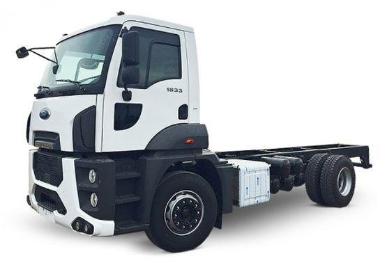 ny FORD Trucks 1833 DC lastebil chassis