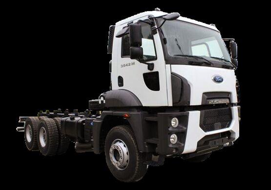 ny FORD Trucks 3542R lastebil chassis