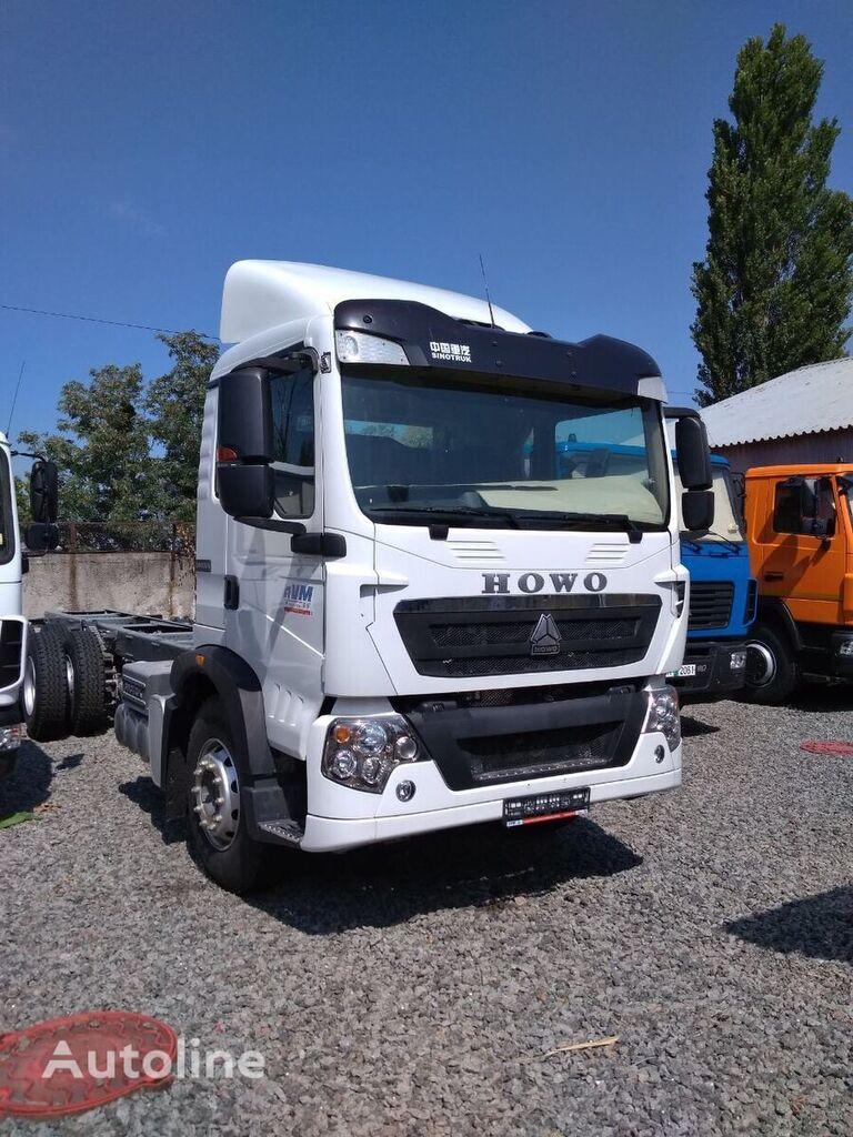 ny HOWO T5G 6x4 lastebil chassis