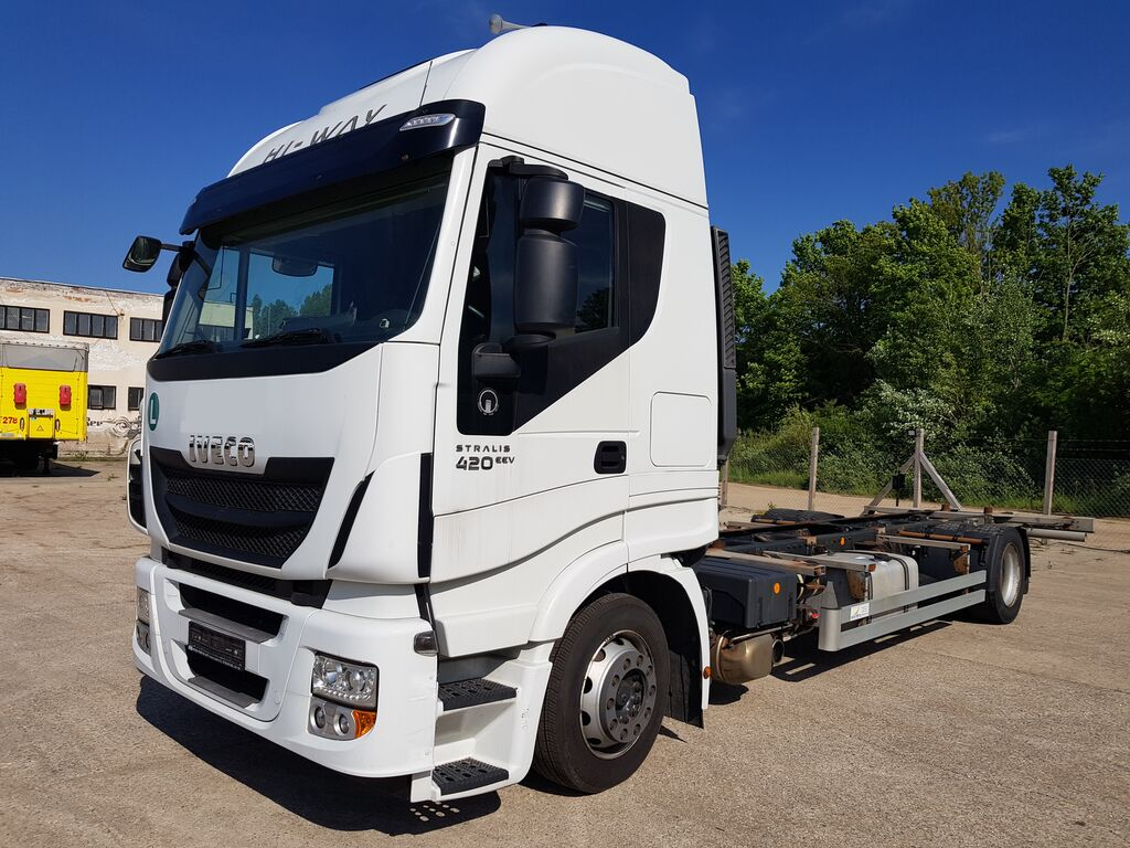 IVECO AS190S42 lastebil chassis