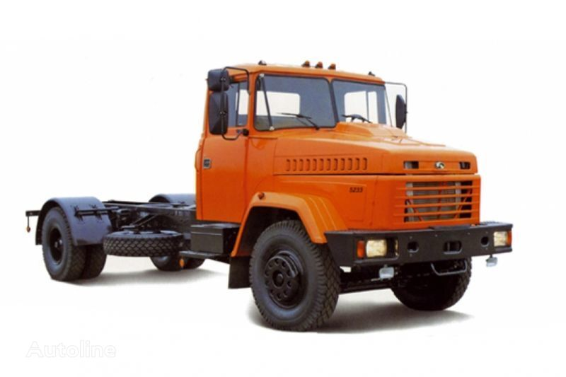 ny KRAZ 5233N2 lastebil chassis