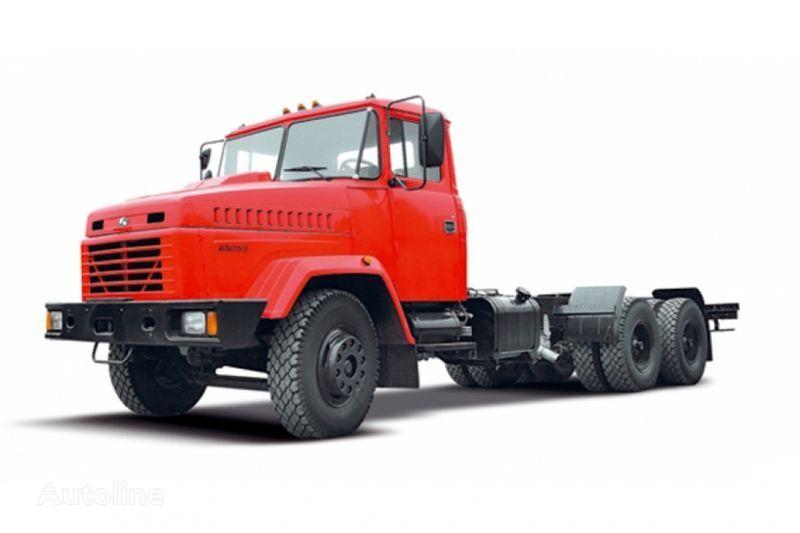 ny KRAZ 65053 lastebil chassis