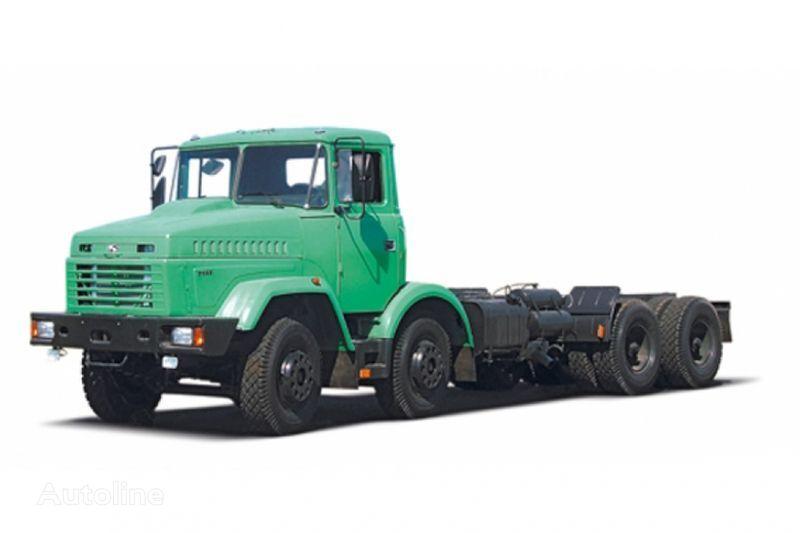 ny KRAZ 7133N4 lastebil chassis