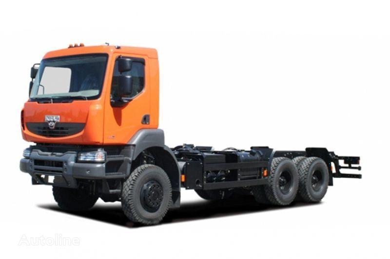 ny KRAZ N22.2RX lastebil chassis