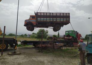 MERCEDES-BENZ 608-811-813-814-817 lastebil chassis for deler