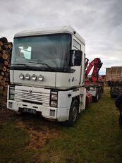 RENAULT MAGNUM  lastebil chassis for deler