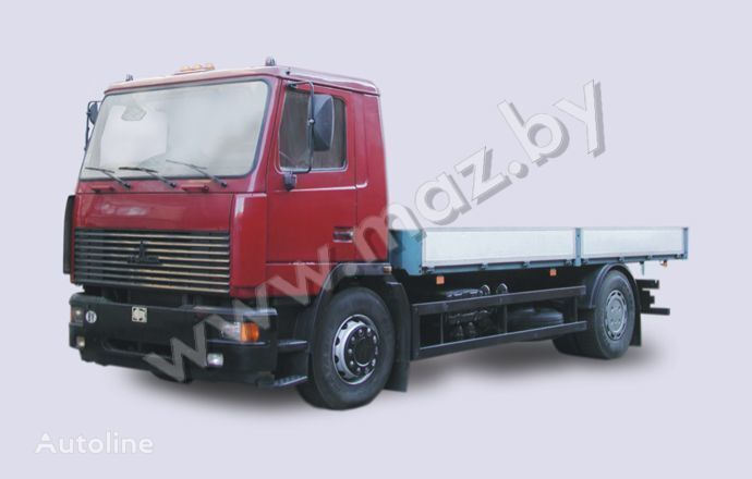 ny MAZ 5340 lastebil flatbed