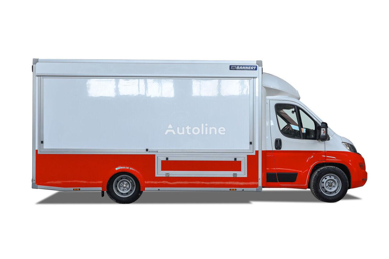 ny FIAT Grill Kurczak Food Truck Handlowy lastebil handel