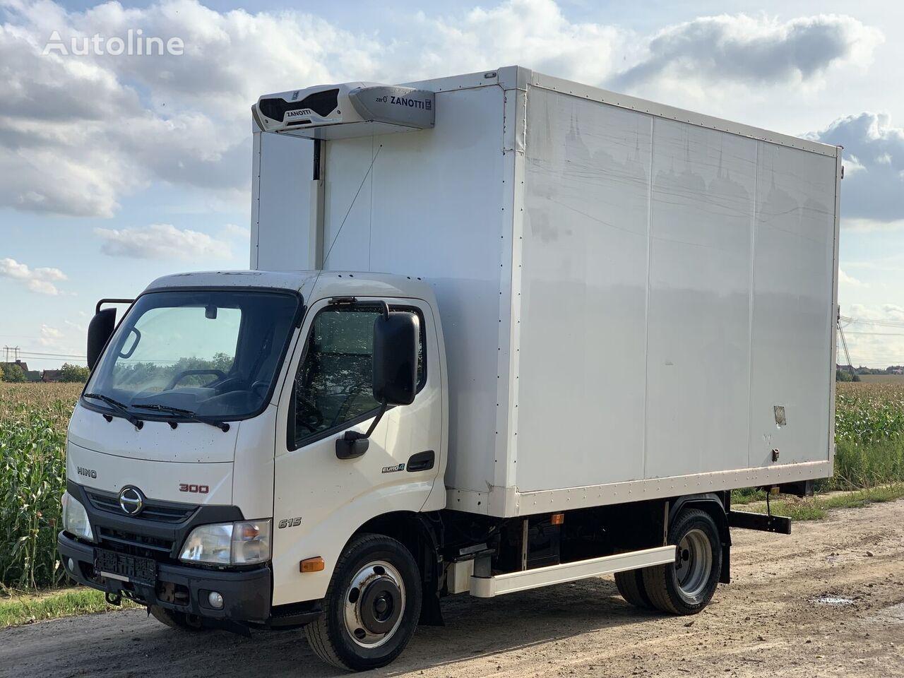 HINO 300 lastebil kjøl