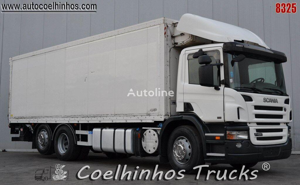 SCANIA P 420 lastebil kjøl