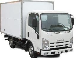 ISUZU NMR-85L lastebil varebil