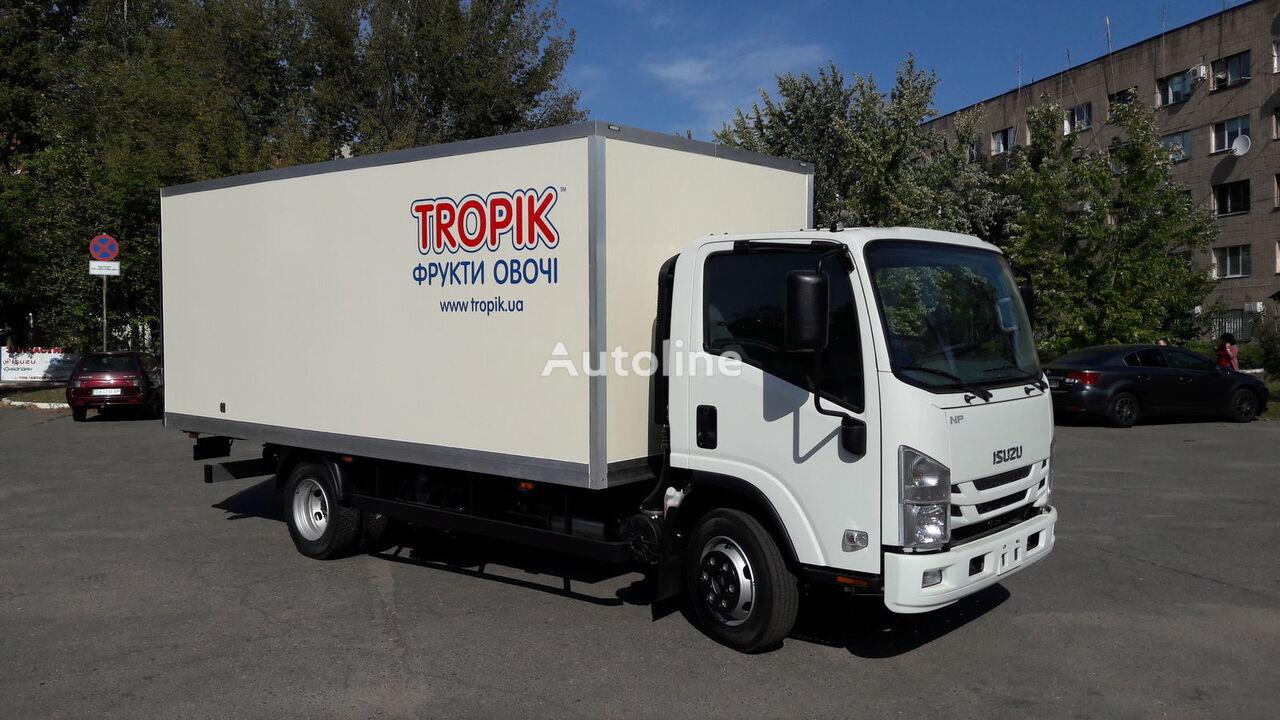 ny ISUZU NPR 75 L-K lastebil varebil