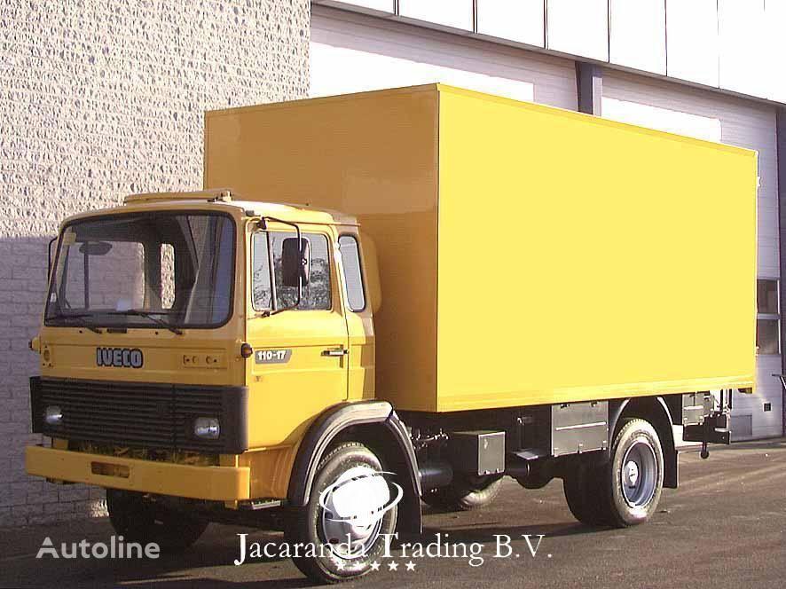 IVECO 110 17 AW lastebil varebil