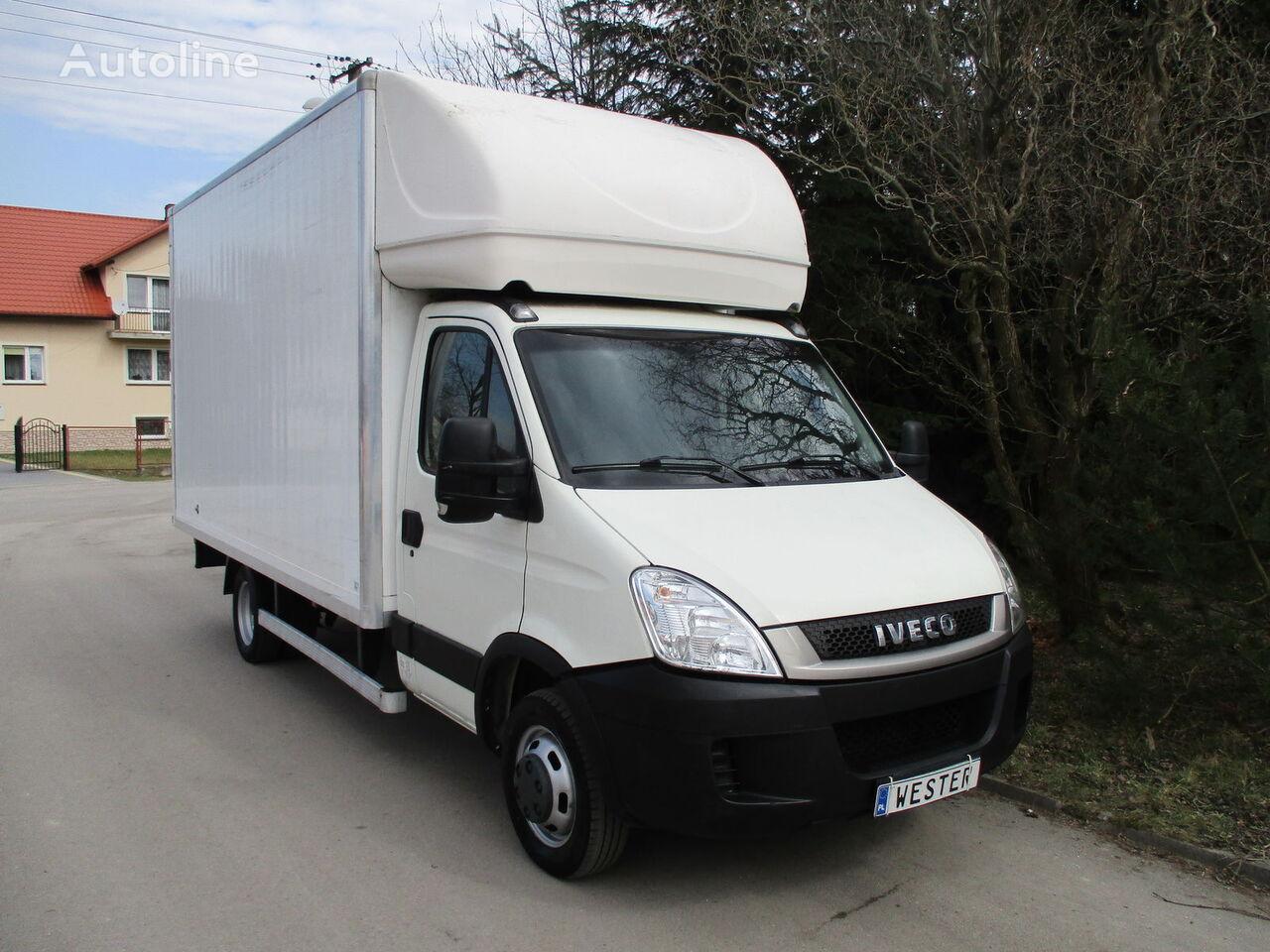 IVECO 35C15 Kontener 3.0Hpi - 150KM  lastebil varebil
