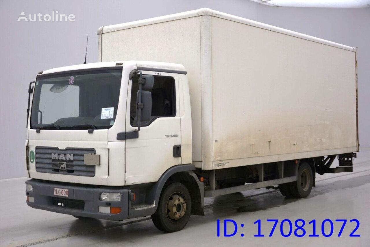 MAN TGL 8.180 lastebil varebil
