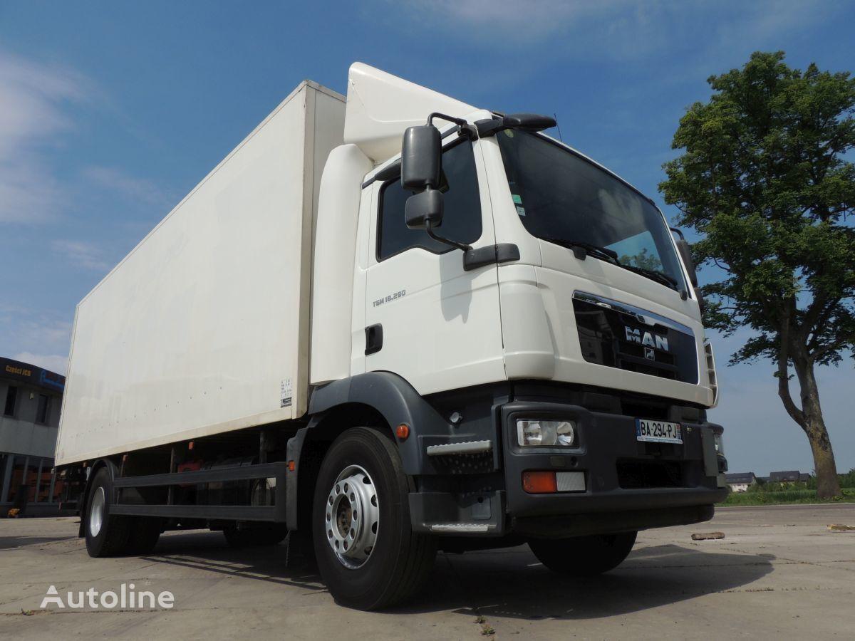 MAN TGM 18.290 lastebil varebil