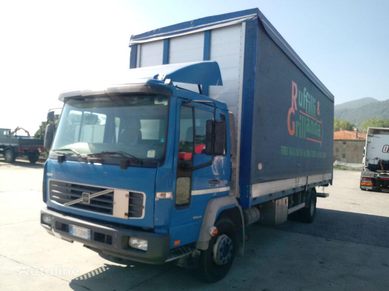 VOLVO FL6.250 lastebil varebil