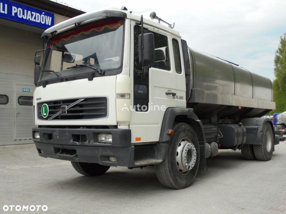 VOLVO FL220 melkebil