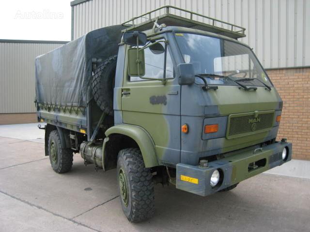 MAN 8.136 militær lastebil