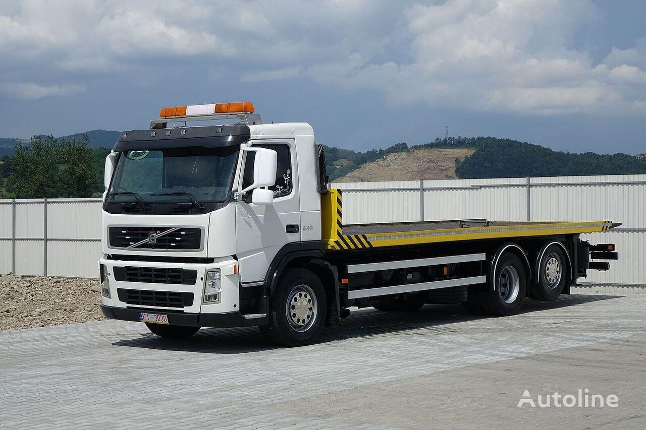 VOLVO 340 Abschleppwagen 7,70m *6x2* Topzustand! tauebil