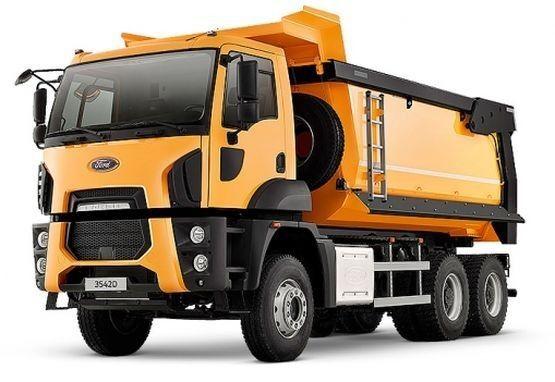 ny FORD Trucks 3542D tippbil
