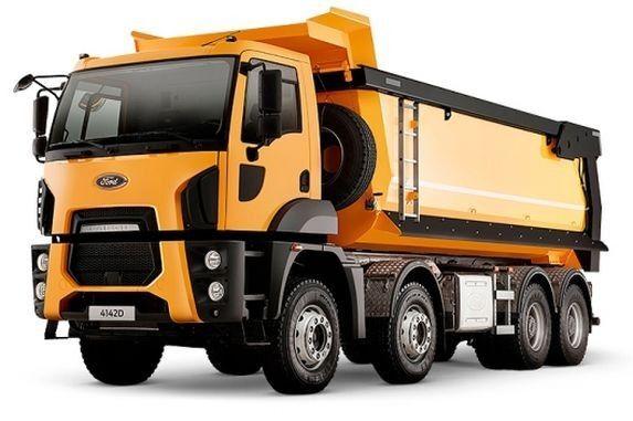 ny FORD Trucks 4142D tippbil