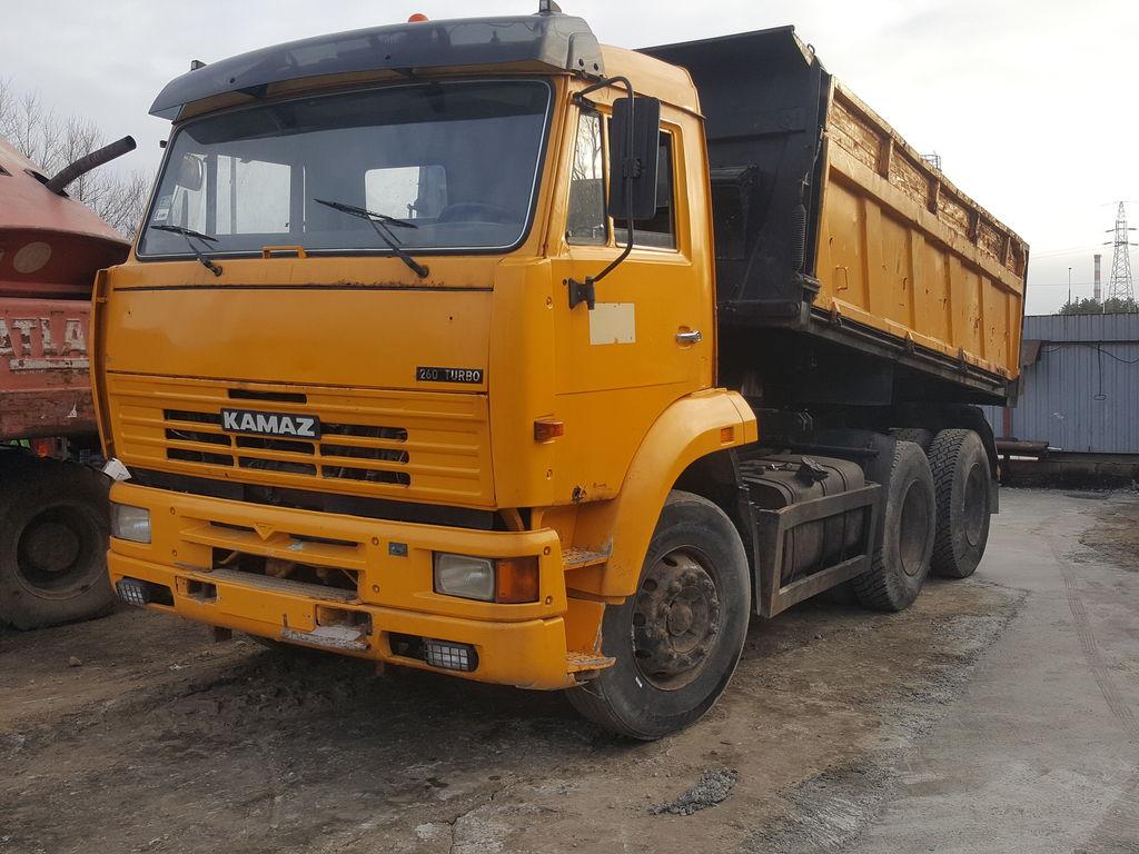 KAMAZ 65115 tippbil