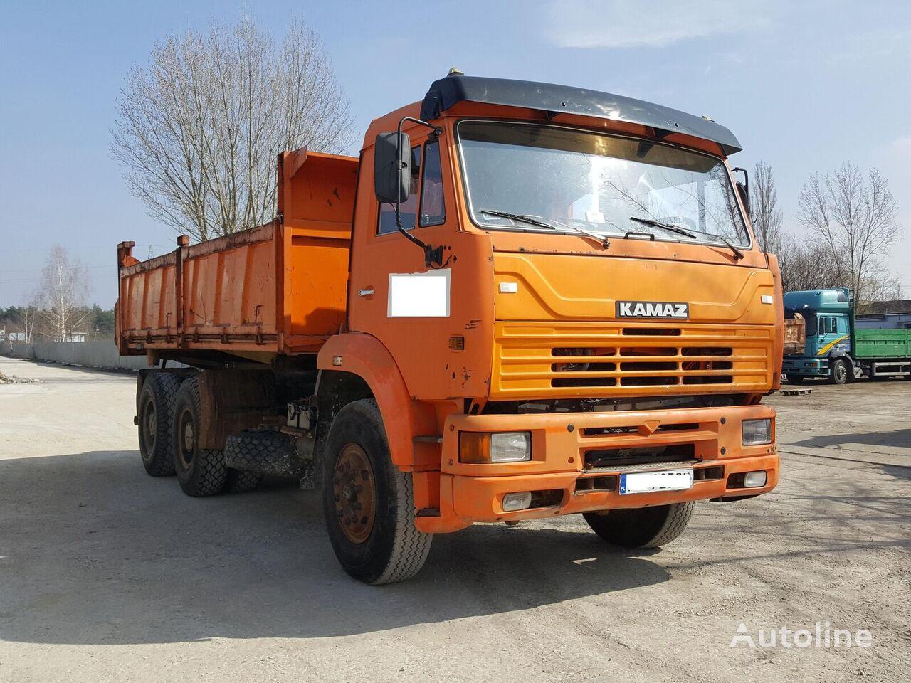 KAMAZ 6520 tippbil