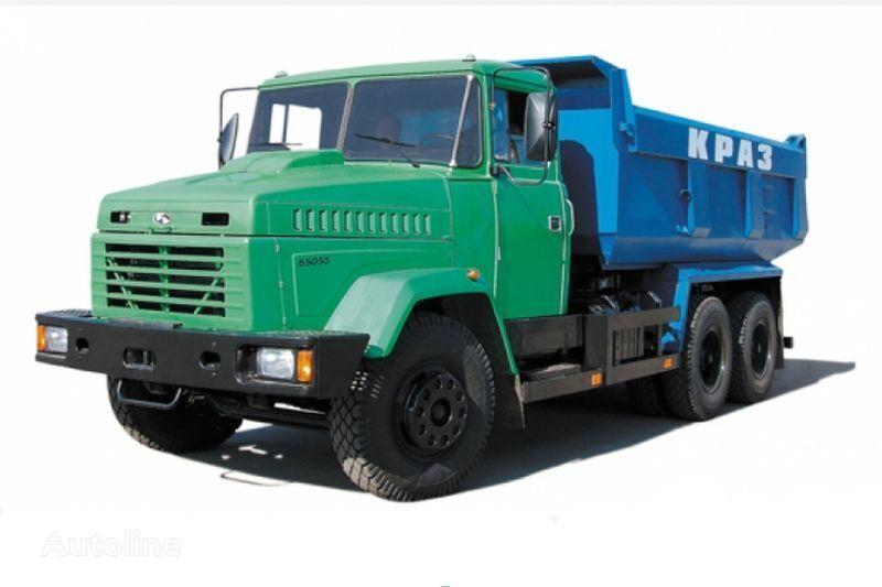 ny KRAZ 65055 tip 1  tippbil