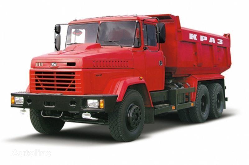 ny KRAZ 65055 tip 2 tippbil