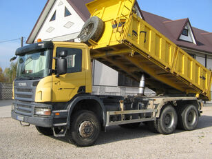 SCANIA 6x6 P340 3 SIDED TIPPER  tippbil