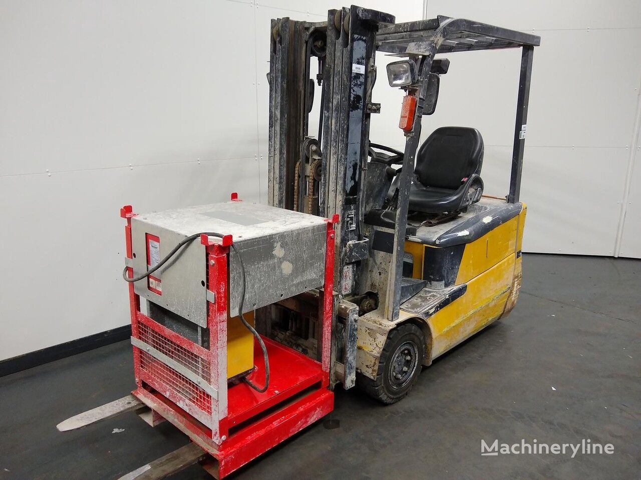 TCM FTB16-7 AC gaffeltruck
