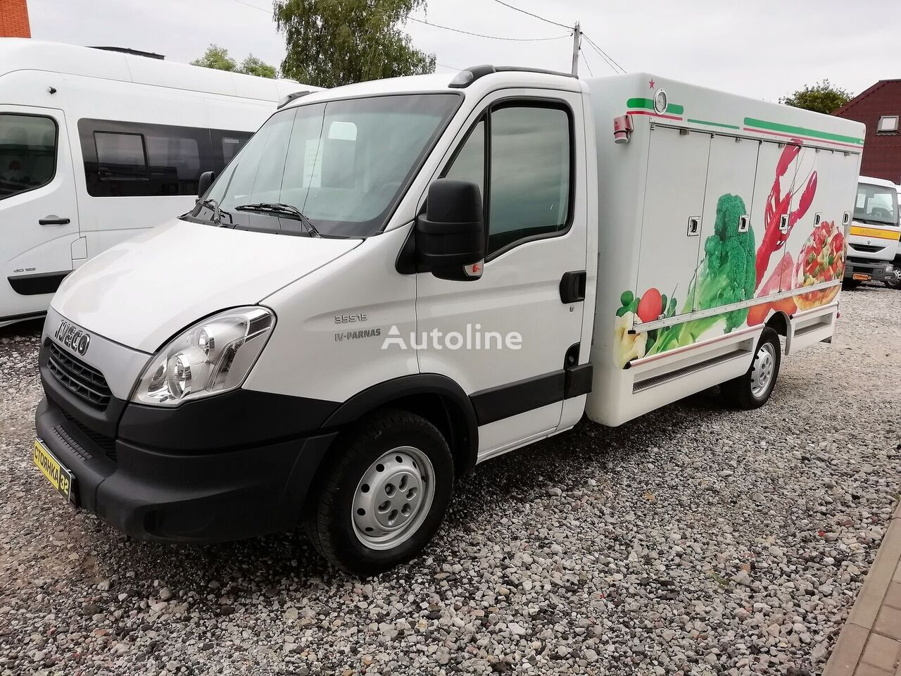 IVECO Daily isbil < 3.5t