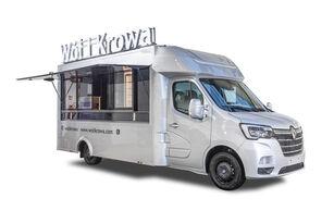 ny BANNERT Food truck, Verkauftmobil, !!!Burger agr+gas!!! salgsbil < 3.5t