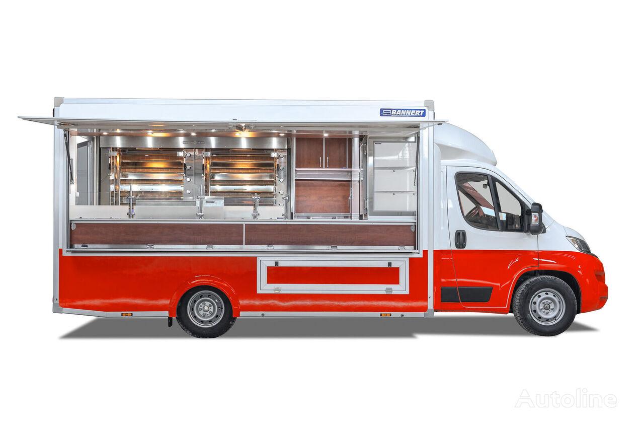 ny BANNERT NA ZAMÓWIENIE Bannert  Kurczak Grill Food Truck/Chicken Grill Fo salgsbil < 3.5t