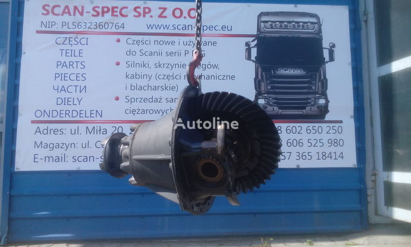 SCANIA (R780 2,59) differensial for SCANIA P R G 2010-2015 trekkvogn