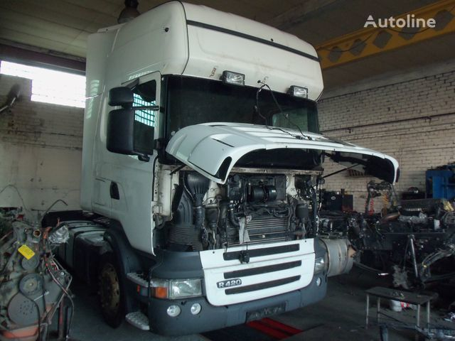 SCANIA Cabs for sale, Highline, Topline few units, different colors,